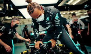 Hamilton: 'I don't feel like I'm at the end'
