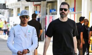Hamilton splits with right-hand man Mark Hynes
