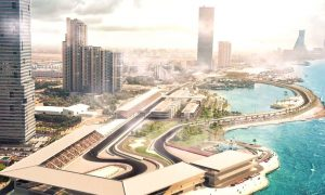 Formula 1 unveils 'fastest ever street track' in Jeddah