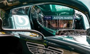 For Aston Martin's Lance Stroll, the future is green!