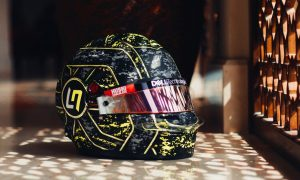 Norris planning to sport 'one special lid' at every race!