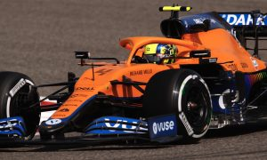 P2 Norris lacking confidence - 'surprised' by McLaren pace