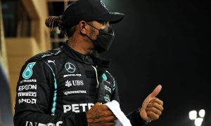 Runner-up Hamilton got 'absolutely everything' out of W12