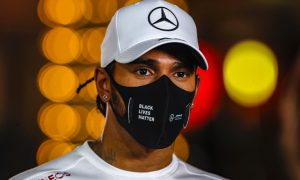 Brundle: 'Grumpy' Hamilton not super happy with contract talks