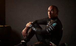 Hamilton 'let the greatness flow' after shedding superstitions