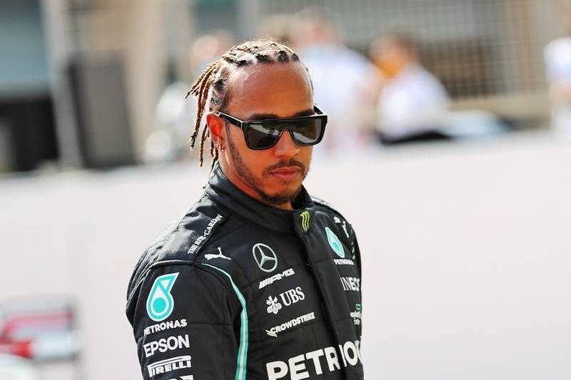 Hamilton admits leaning towards another year in F1