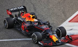 Busy Verstappen puts Red Bull on top on Day 1 in Bahrain