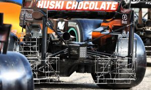 McLaren 'surprised' rivals haven't followed novel diffuser approach