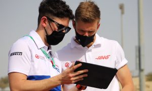 Schumacher work ethic 'very similar' to father, says Haas
