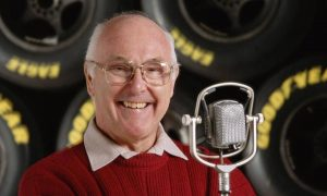 Legendary commentator Murray Walker passes away at 97
