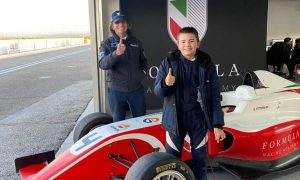 Emerson Fittipaldi Jr. sets career in motion in F4