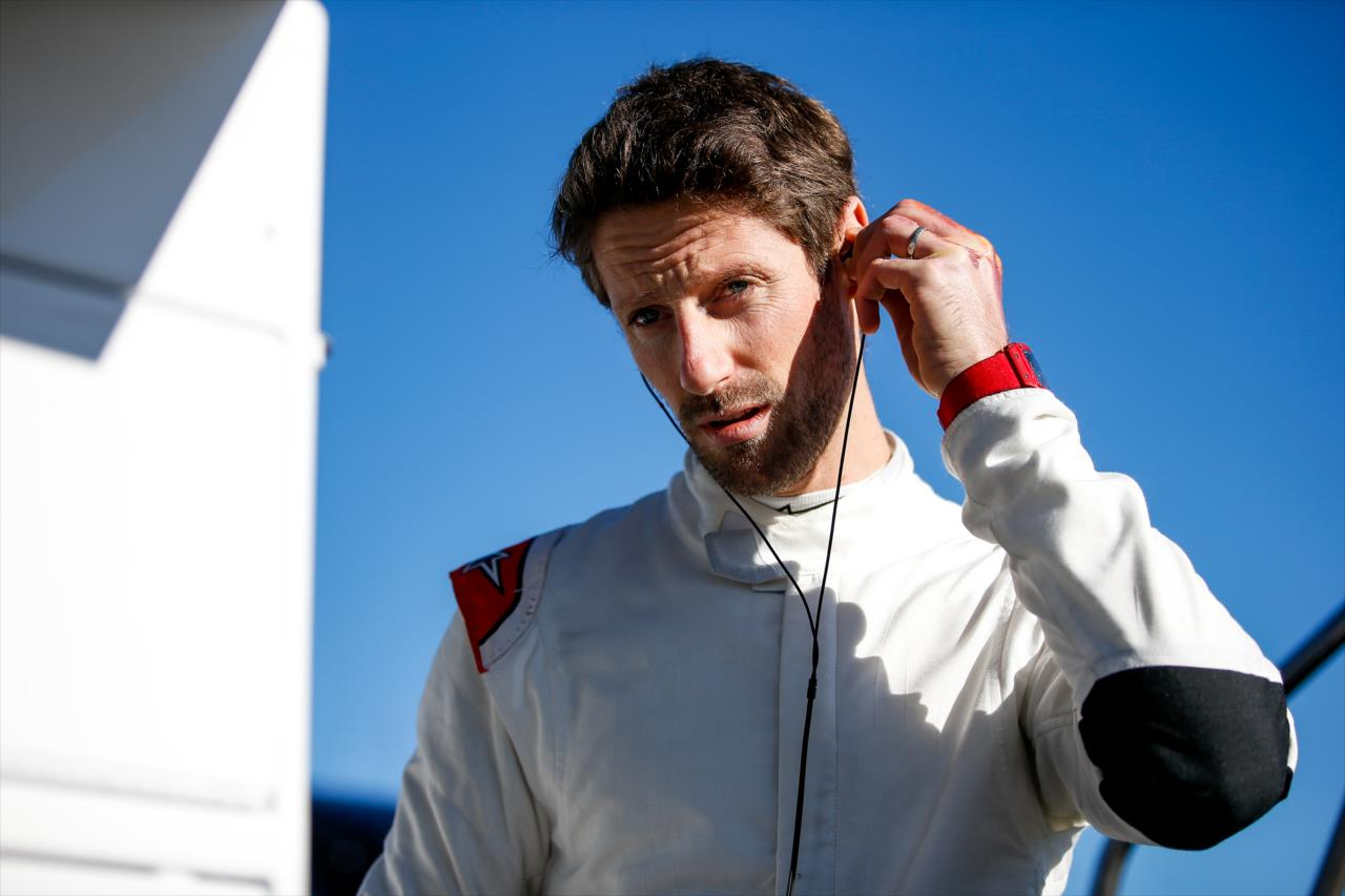 Grosjean: Haas decision to backtrack on IndyCar deal 'fully understandable'