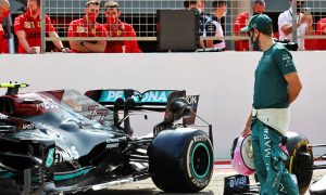 Vettel sure Mercedes 'will be alright' despite testing woes
