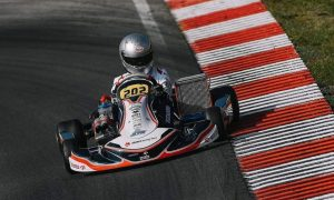McLaren signs up 13-year-old US karting star