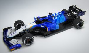 Williams Racing unveils new FW43B contender