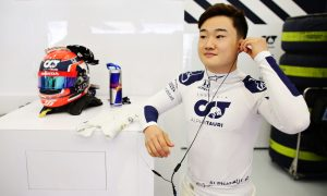 Tsunoda: 'Building up pace' key to Imola weekend
