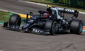 Gasly delighted by AlphaTauri's best Friday yet