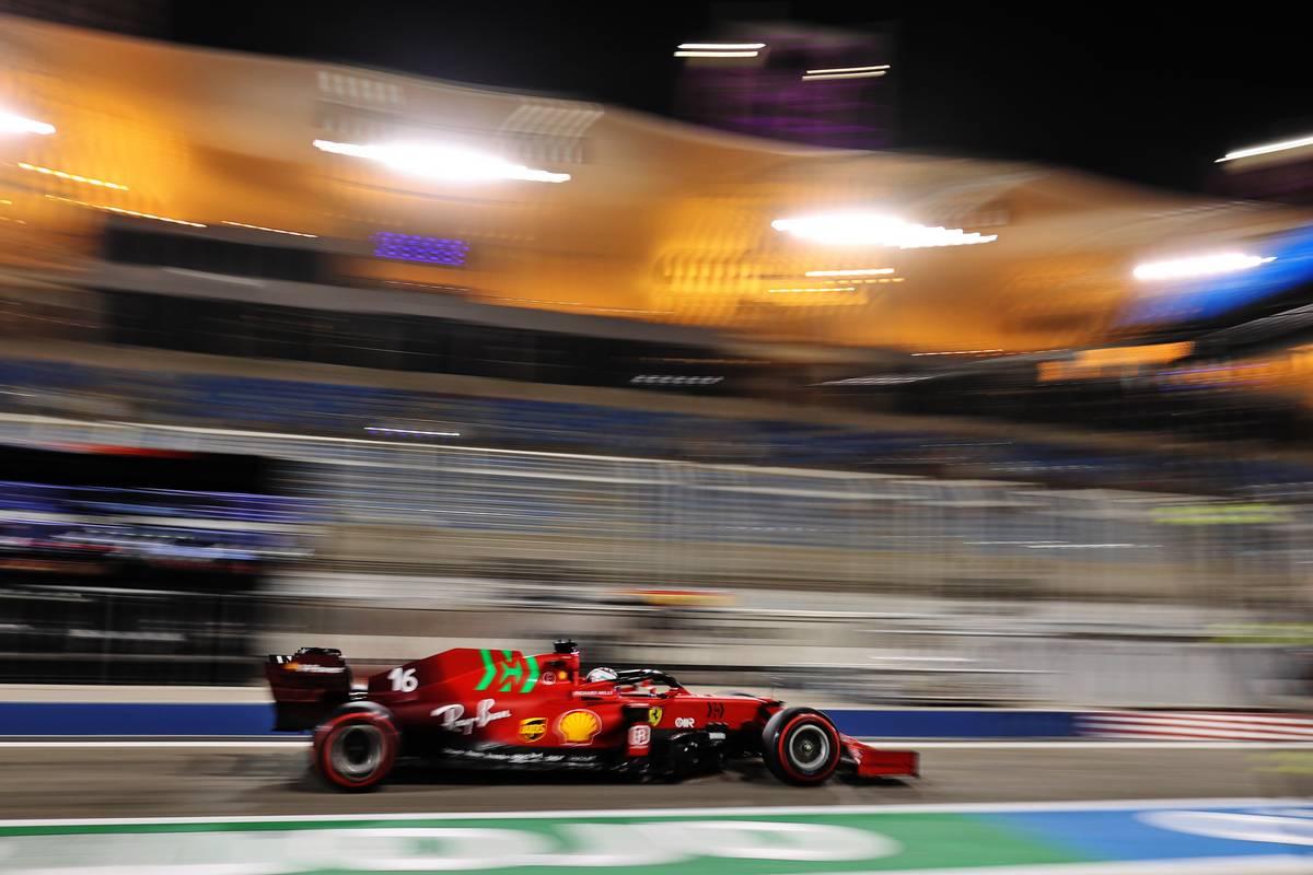 Charles Leclerc (MON) Ferrari SF-21. 26.03.2021. Formula 1 World Championship, Rd 1, Bahrain Grand Prix
