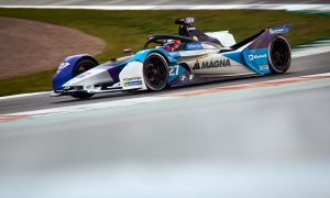 Dennis dominates second Valencia EPrix for BMW i Andretti