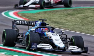 Wolff: Russell still has 'lots to learn' after Imola crash