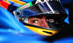 Alonso needs to improve 'trust level' in Alpine car