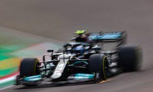 Valtteri Bottas (FIN), Mercedes AMG F1 16.04.2021. Formula 1 World Championship, Rd 2, Emilia Romagna Grand Prix, Imola