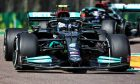 Valtteri Bottas (FIN) Mercedes AMG F1 W12. 16.04.2021. Formula 1 World Championship, Rd 2, Emilia Romagna Grand Prix, Imola