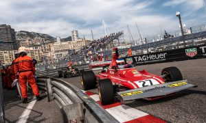 Highlights from the 2021 Historic Monaco Grand Prix
