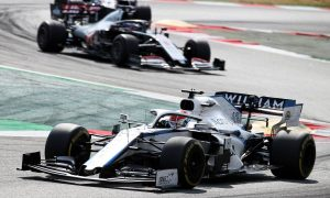 Russell suggests removing Barcelona chicane to improve races