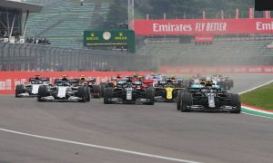 F1 adjusts Emilia Romagna GP schedule due to Royal funeral