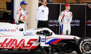 Steiner won't try to 'micromanage' Haas rookies
