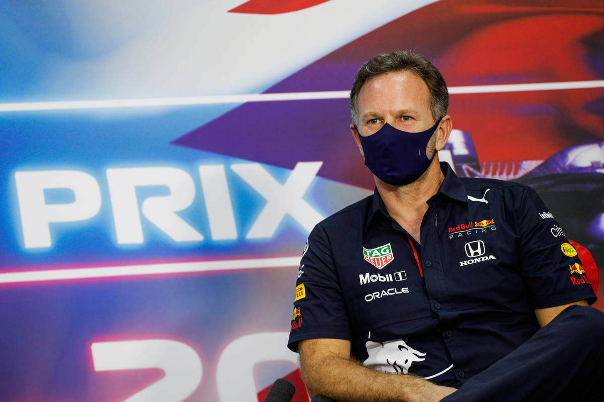 Horner surprised by 'naive' Aston Martin gripe over 2021 regs