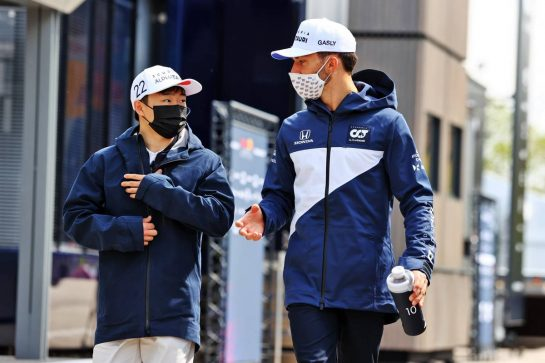 15.04.2021. Formula 1 World Championship, Rd 2, Emilia Romagna Grand Prix, Imola, Italy, Preparation Day. - www.xpbimages.com, EMail: requests@xpbimages.com © Copyright: Moy / XPB Images