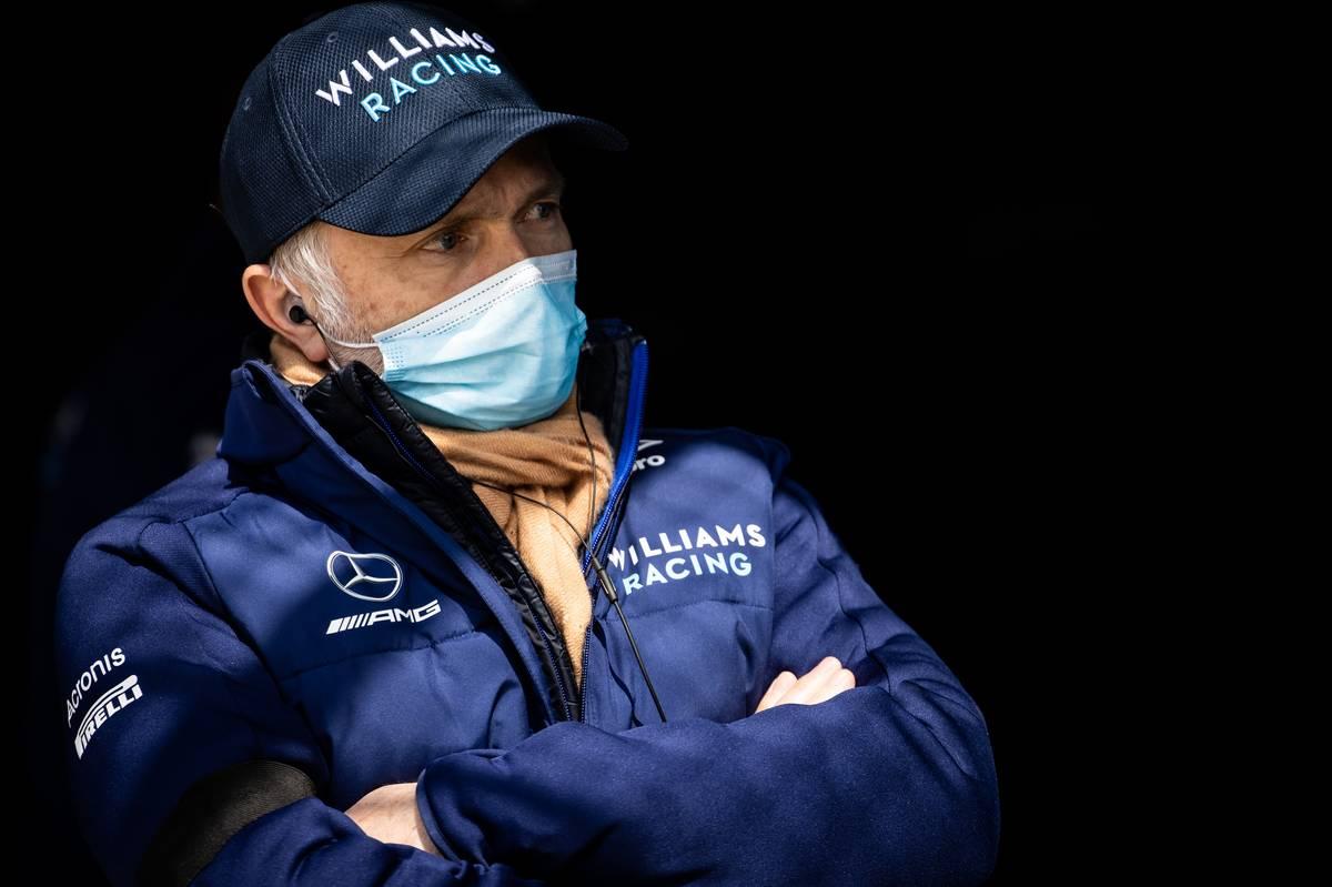 Jost Capito (GER) Williams Racing Chief Executive Officer. 16.04.2021. Formula 1 World Championship, Rd 2, Emilia Romagna Grand Prix, Imola