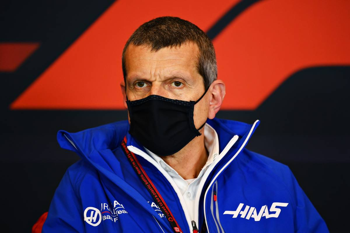 Steiner 'not involved in anything concrete' on US drivers