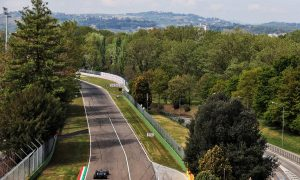 Lewis Hamilton (GBR) Mercedes AMG F1 W12. 17.04.2021. Formula 1 World Championship, Rd 2, Emilia Romagna Grand Prix, Imola