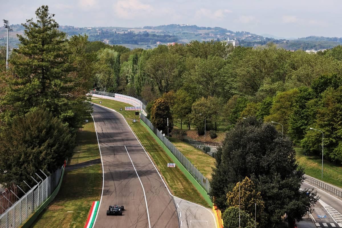 2021 Emilia Romagna Grand Prix - Qualifying results