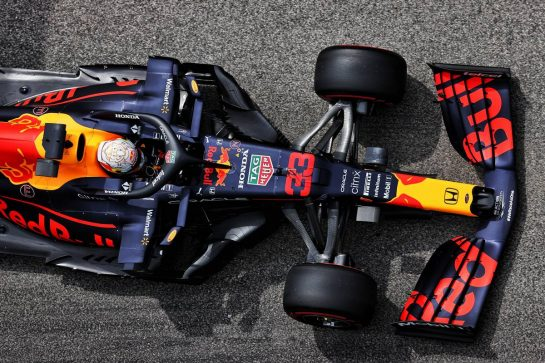 Max Verstappen (NLD) Red Bull Racing RB16B. 17.04.2021. Formula 1 World Championship, Rd 2, Emilia Romagna Grand Prix, Imola, Italy, Qualifying Day. - www.xpbimages.com, EMail: requests@xpbimages.com © Copyright: Batchelor / XPB Images