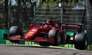 Leclerc happy with P4 but urges Ferrari 'to push'