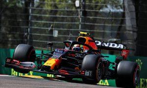 Sergio Perez (MEX) Red Bull Racing RB16B. 17.04.2021. Formula 1 World Championship, Rd 2, Emilia Romagna Grand Prix, Imola