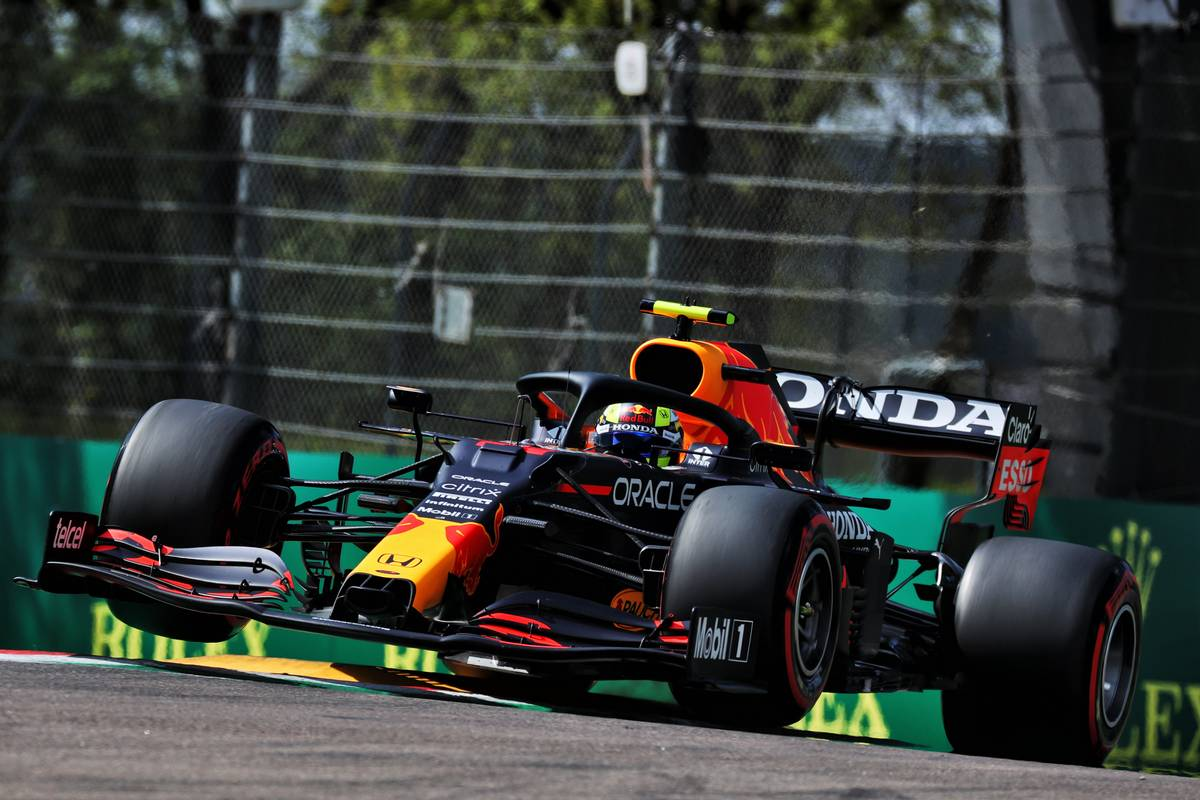 Perez blames last corner mistake for missing out on pole