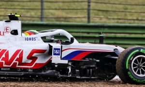 Haas rookies 'drinking from a water hose' as learning continues