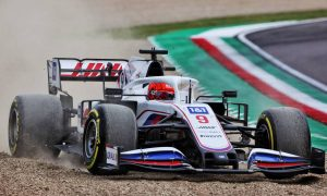 Haas rookie Mazepin admits 'F1 is a big learning curve'