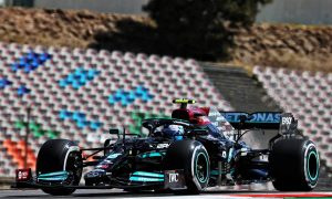 Bottas leads Red Bull duo in opening practice at Portimão