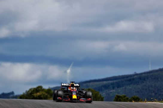 Max Verstappen (NLD) Red Bull Racing RB16B. 30.04.2021. Formula 1 World Championship, Rd 3, Portuguese Grand Prix, Portimao, Portugal, Practice Day.  - www.xpbimages.com, EMail: requests@xpbimages.com © Copyright: Staley / XPB Images