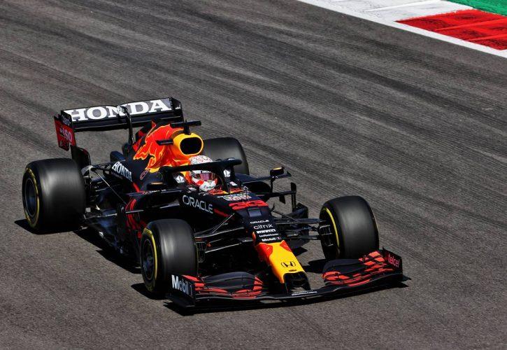 Max Verstappen (NLD) Red Bull Racing RB16B. 30.04.2021. Formula 1 World Championship, Rd 3, Portuguese Grand Prix, Portimao