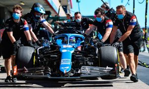 Alonso 'most comfortable' after strong day for Alpine