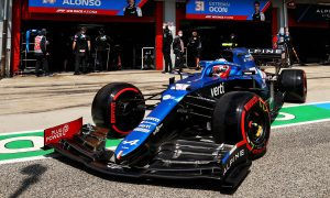 Alpine: Imola updates could prove 'more useful' at other tracks