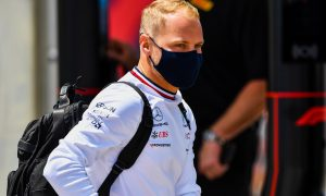 Bottas: Imola incident with Russell 'done and dusted'