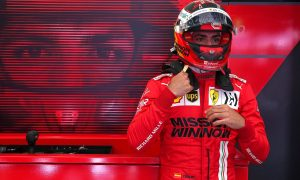 Button sees 'engineer' Sainz soon getting closer to Leclerc
